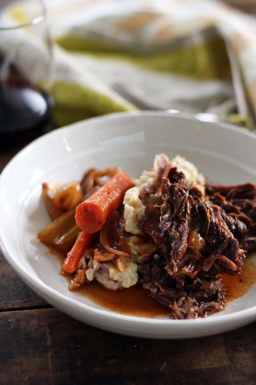 Sunday pot roast - The Pastiche