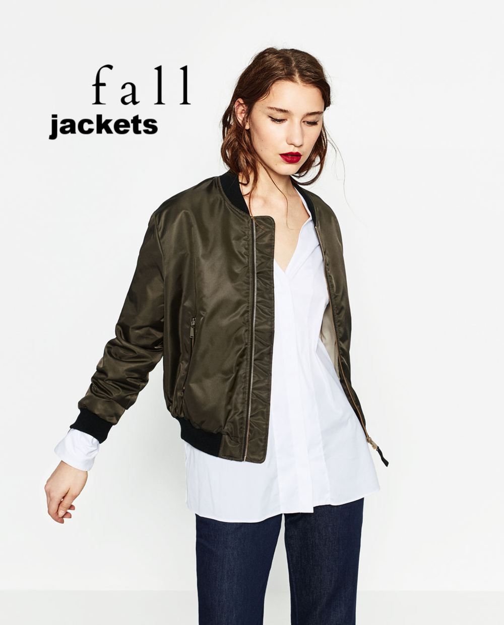 In the market for: fall jackets - The Pastiche