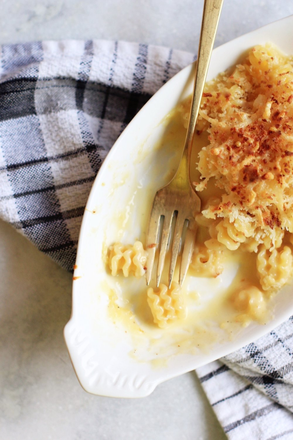 Quick mac and cheese - The Pastiche