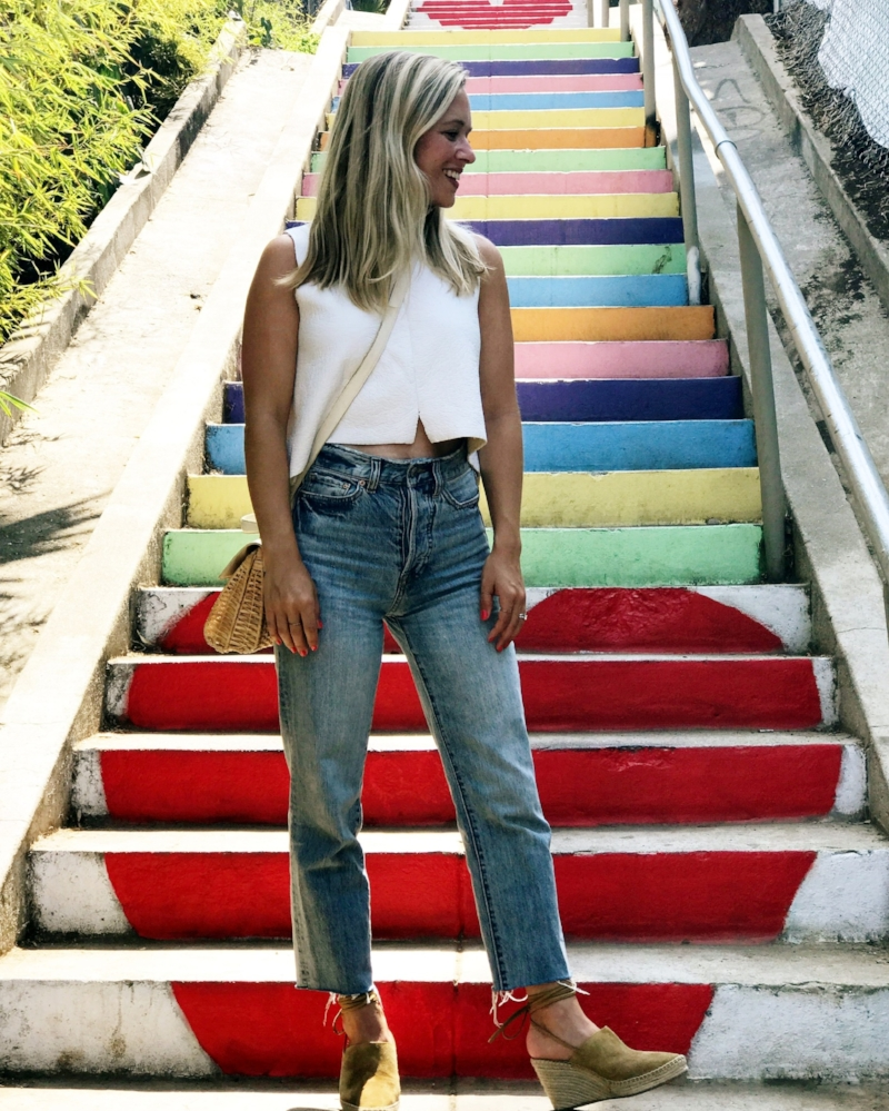 The sweetest steps in Silver Lake