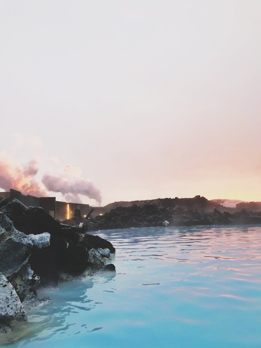 Blue Lagoon views
