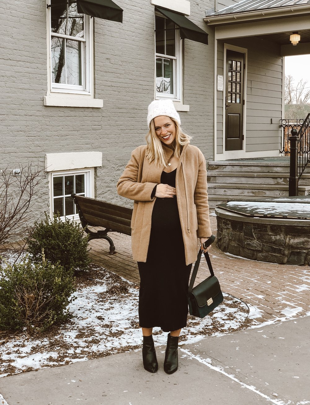 What I Wore (maternity edition!) - The Pastiche