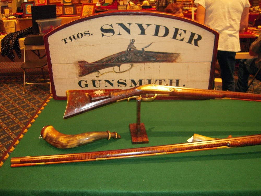 Thomas Snyder, Gunsmith