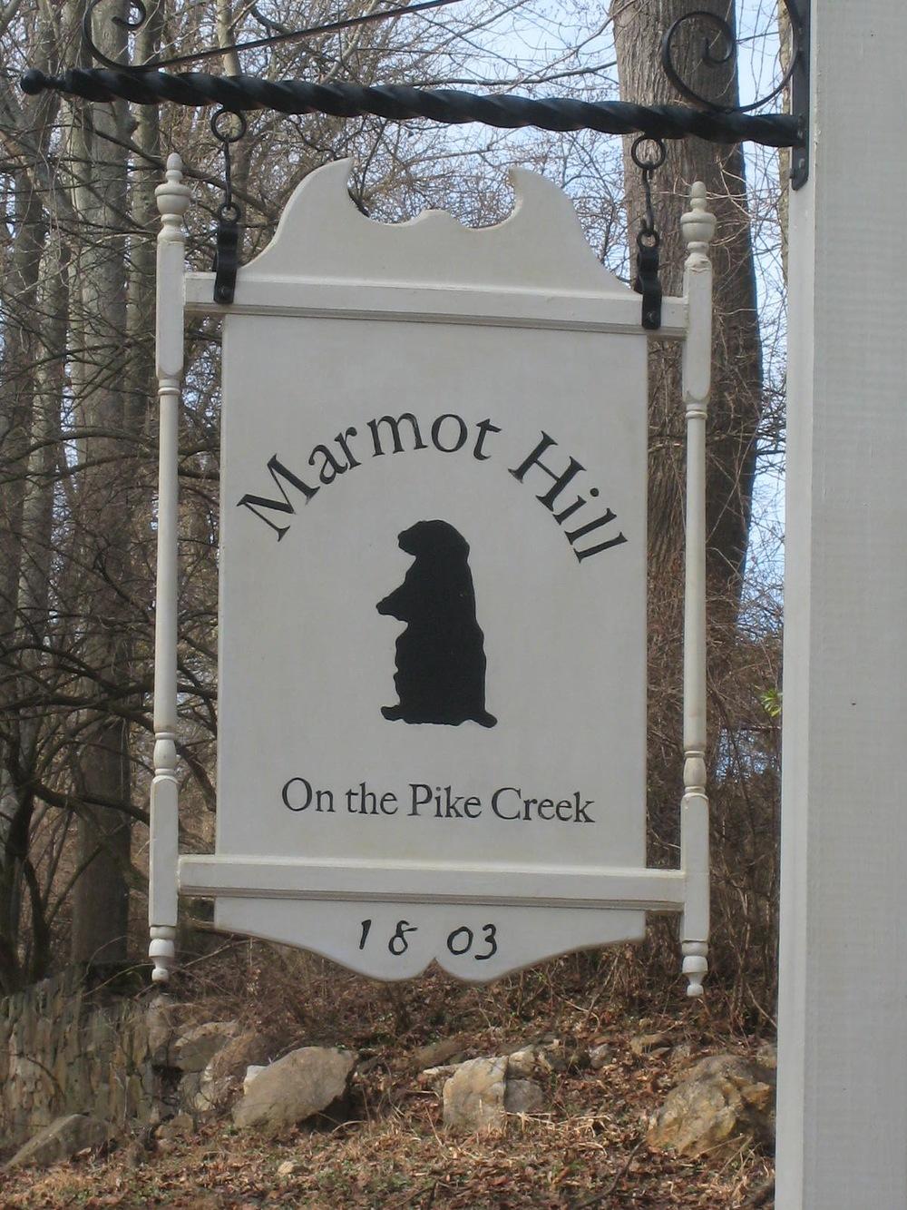 Marmot Hill