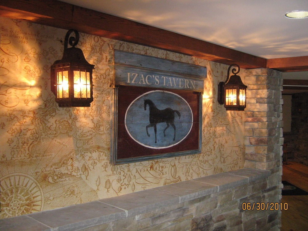 Izac's Tavern (Shenandoah Crossings Resort, VA)