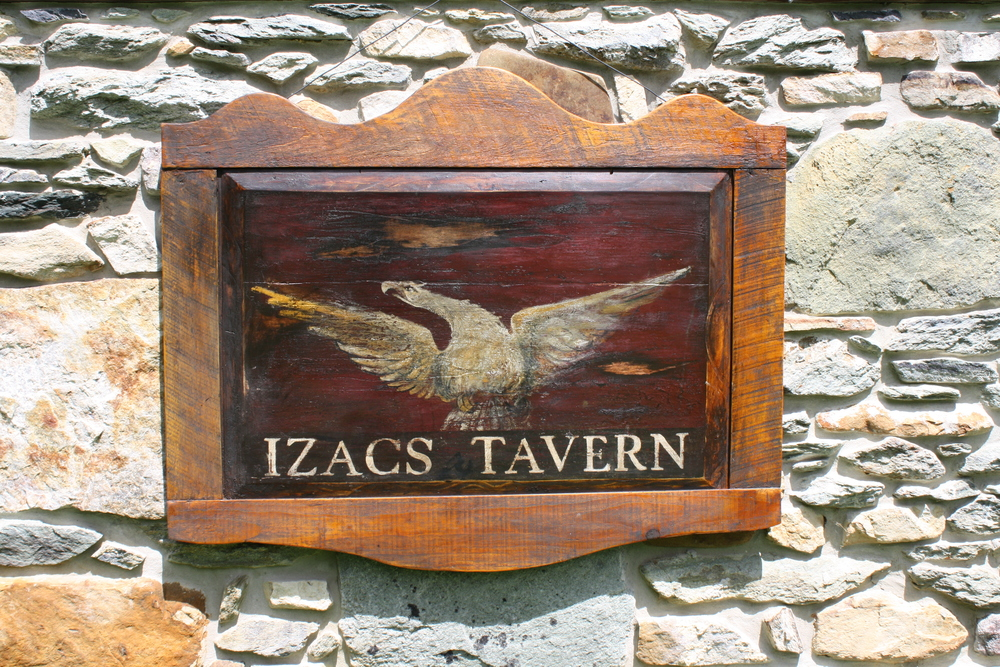 Izac's Tavern_Eagle (Shenandoah Crossings Resort, VA)
