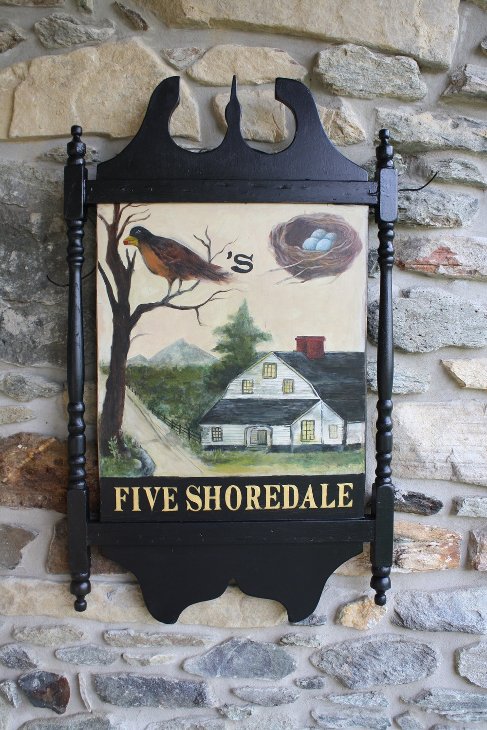 Five Shoredale