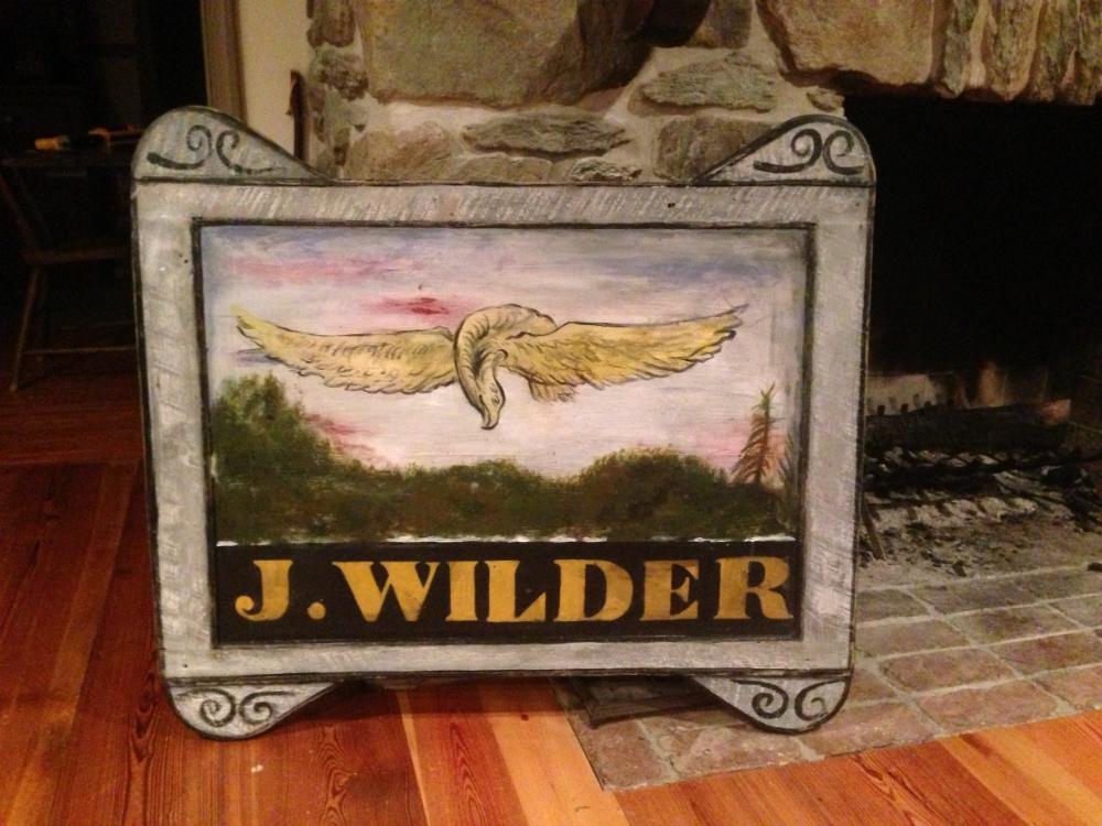 J Wilder