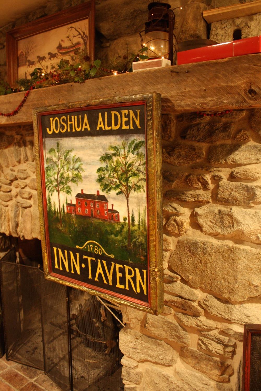 Joshua Alden, Inn Tavern