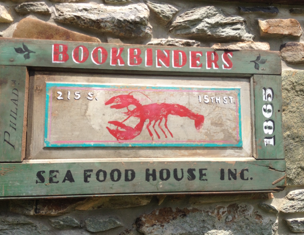 Bookbinders Seafood House, Philadelphia