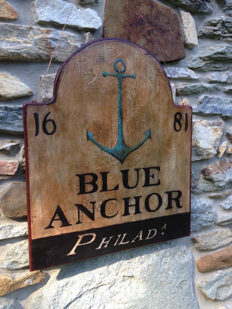 Blue Anchor Tavern (Phila., PA)