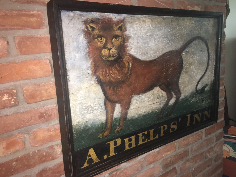 lion tavern sign_walker_a phelps inn
