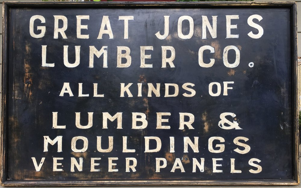 Great Jones Lumber Co.