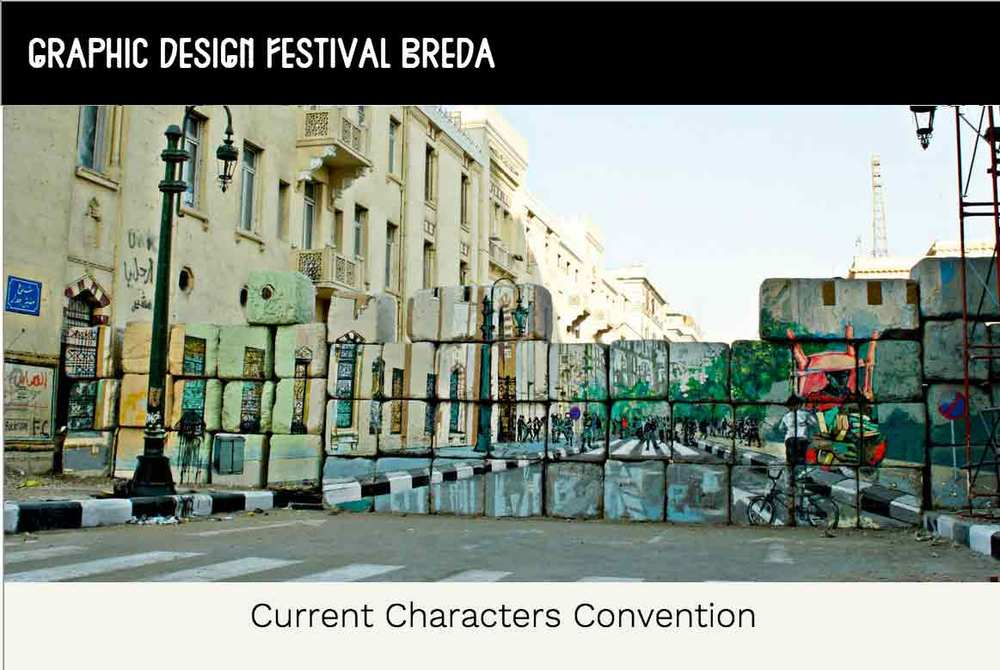 GRAPHIC DESIGN FESTIVAL