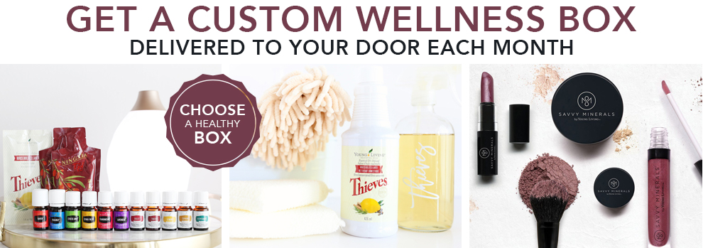 Custom Wellness Box Young Living