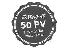 Starting At $50