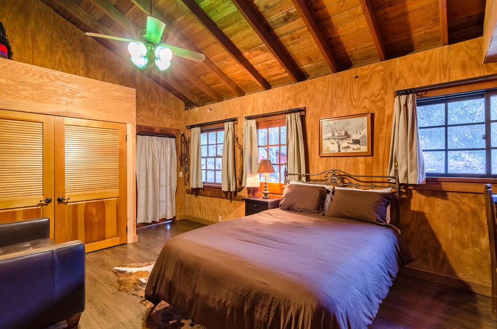 Cowboy Bedroom Downstairs