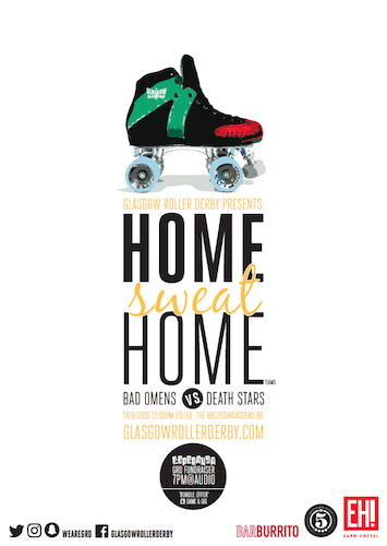 Game poster for Home Teams 2, 2016.