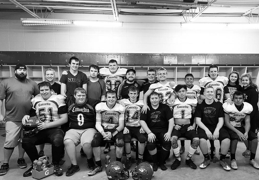 2016-17 CHS 6-Man Football Family