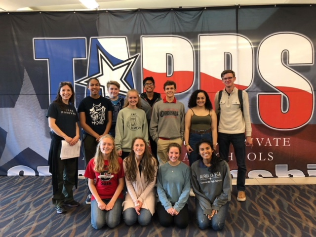 TAPPS Academics Contests