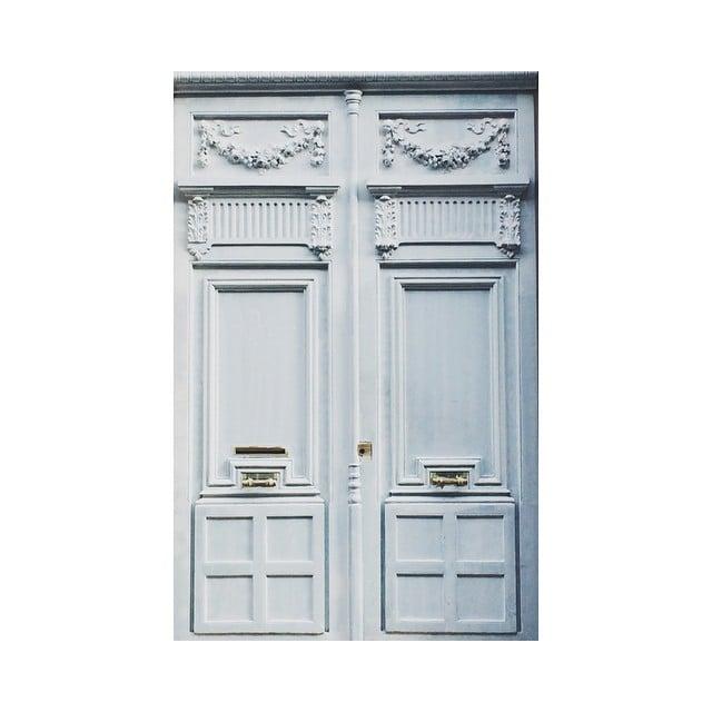 #best#doors#paris#marais#blue#love