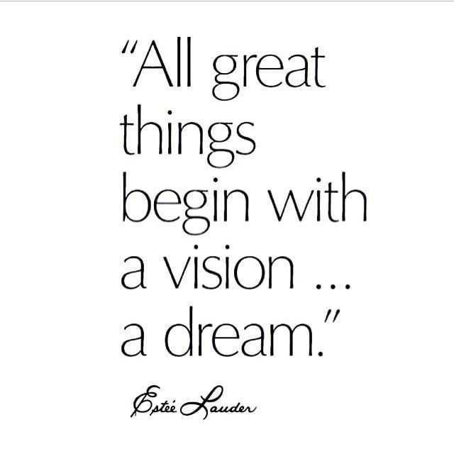 #goodmorning #vision #dream #dreamers#esteelauder#paris #Dubai #new#brand #inspiration