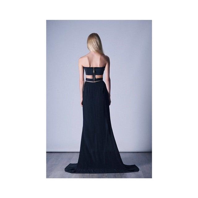 #morning#lookbook#ss15#collection#back#dress#black#paris#dubai#