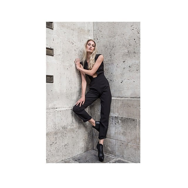 #black#jumpsuits#cutouts#photoshoot#paris#France#dubai#new#brand#editorial#ss15#springsummer