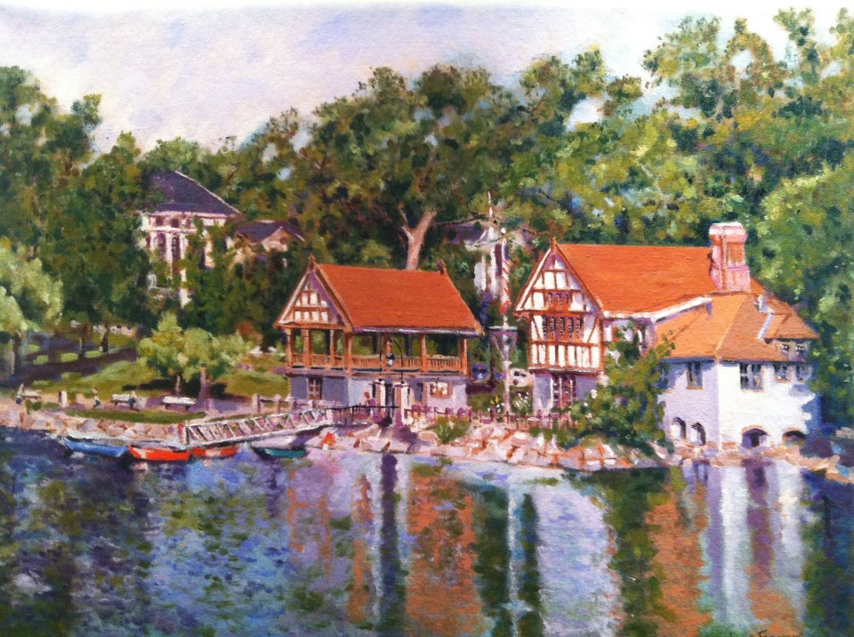 James Flynn, Boat House