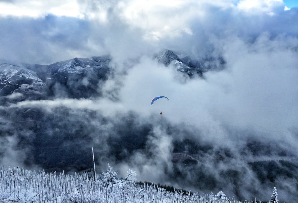 Paragliding Videos — Nathanael Mokry - Photo & Video