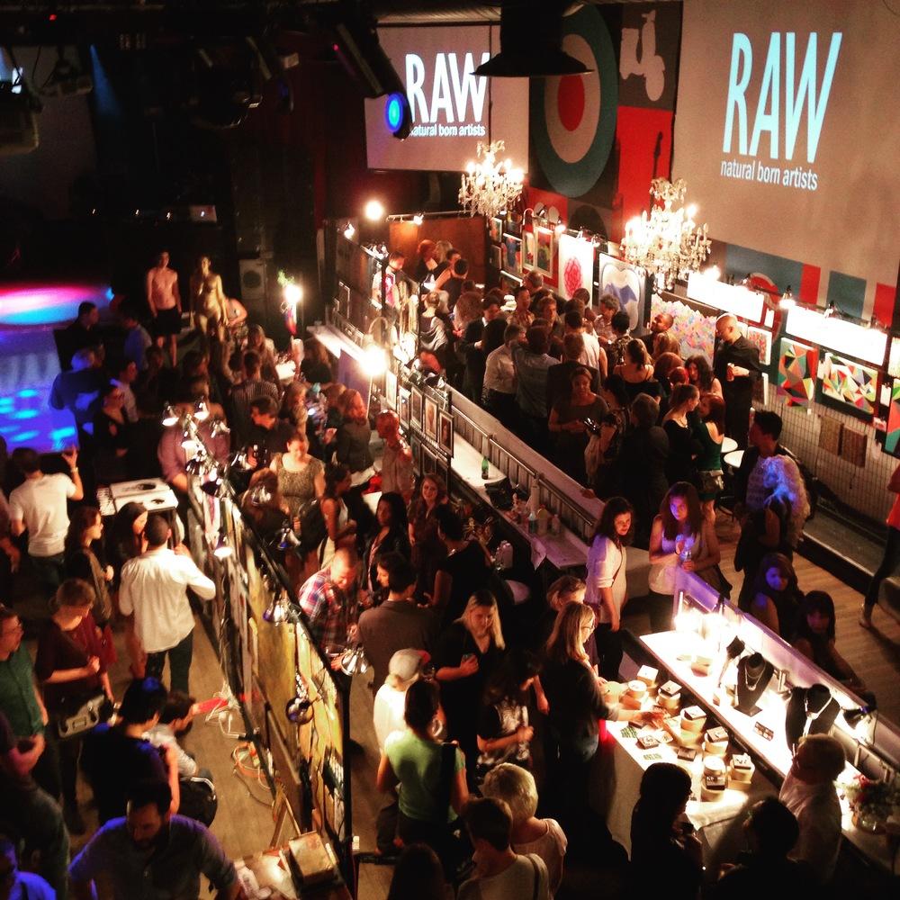 Raw Artists Showcase Recap; Kelsey Auger; Blog Post