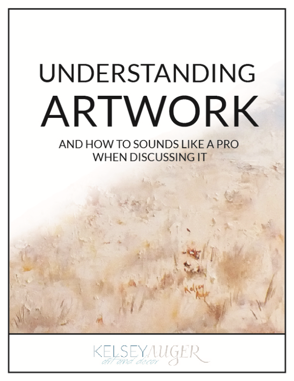 Understanding Art and How to Sound Like a Pro When Discussing It