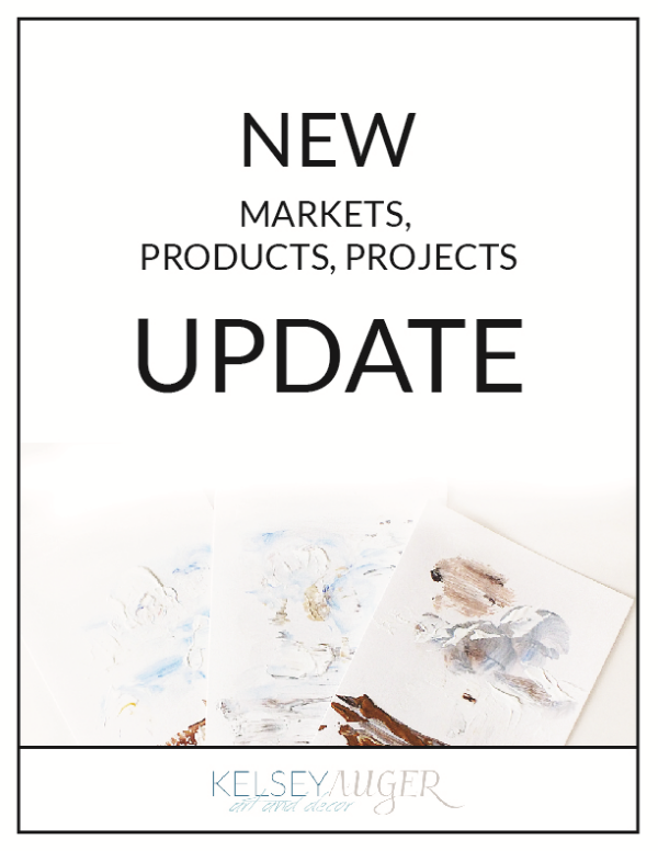 New Markets, Products, and Projects on the Horizon