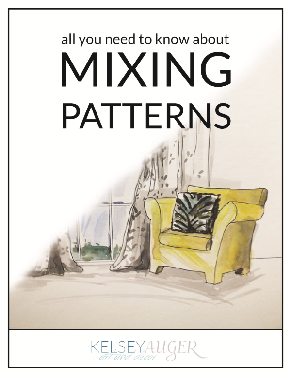 All You Need To Know About Mixing Patterns in your Home