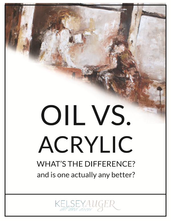 Acrylic vs. Oil: What's the Difference? Which Is Better?