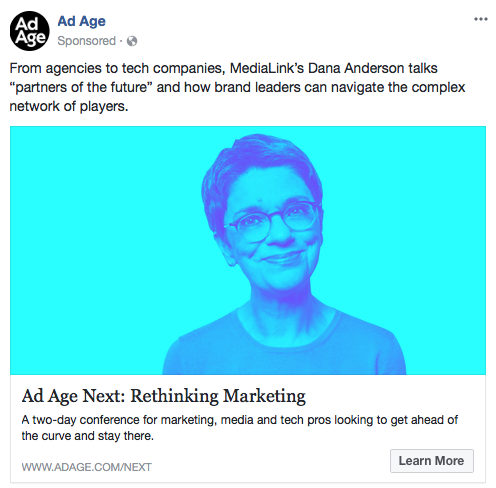 Agencies can generate more leads on Facebook by implementing a creative ad design.