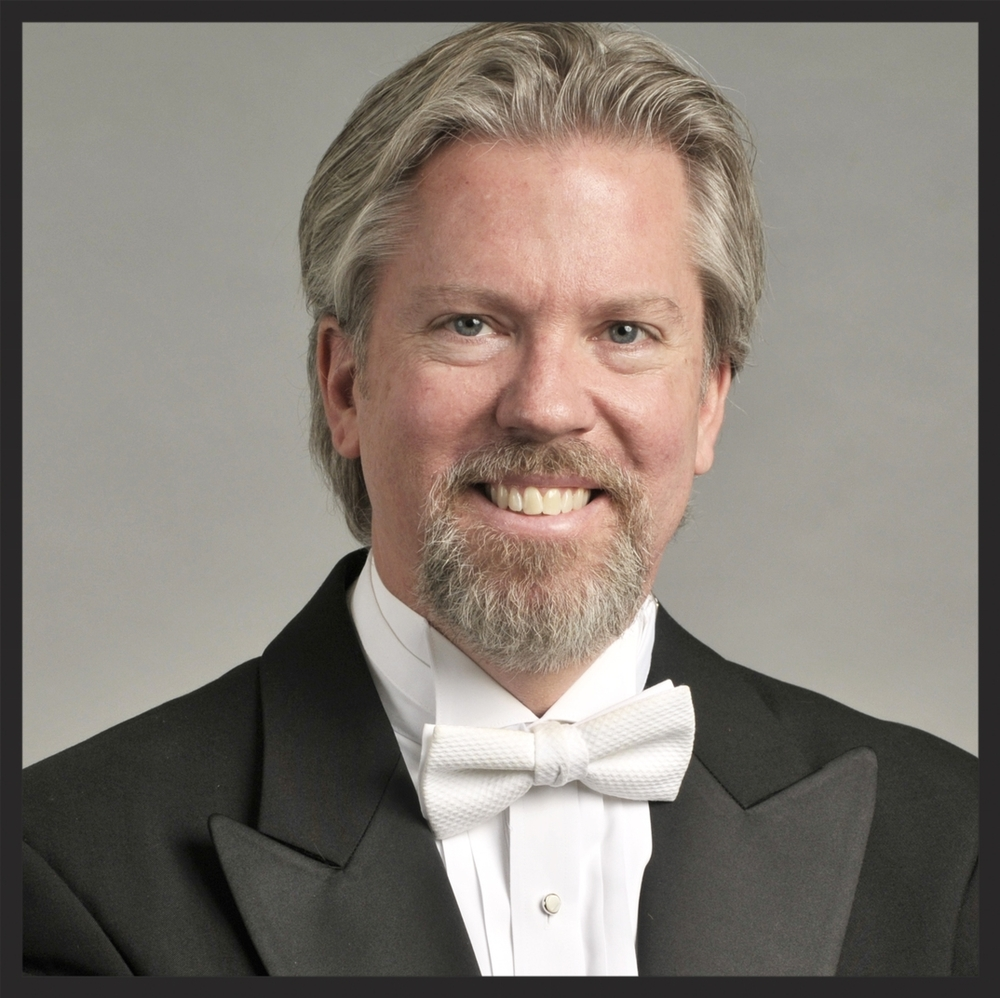 Robert Hasty, SVSO Music Director