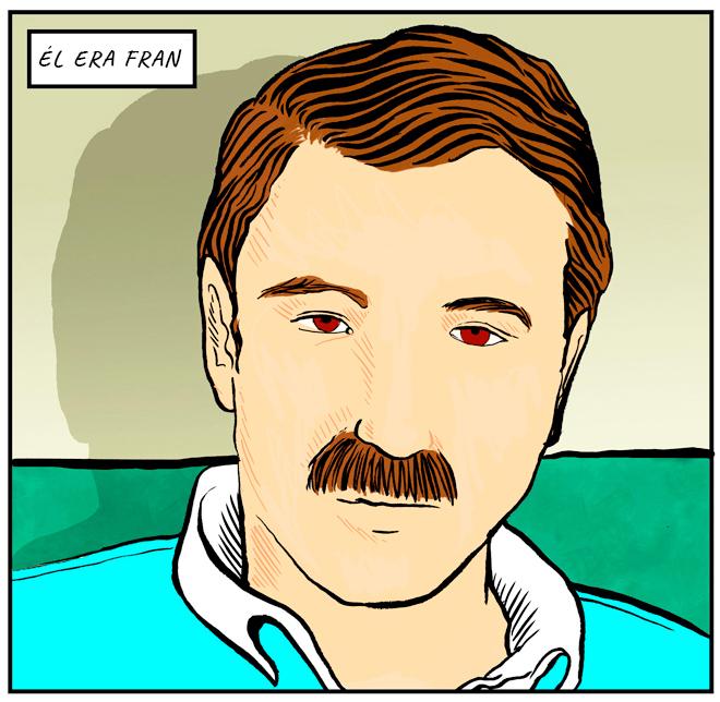 Francisco Romero - Fran para los amigos.