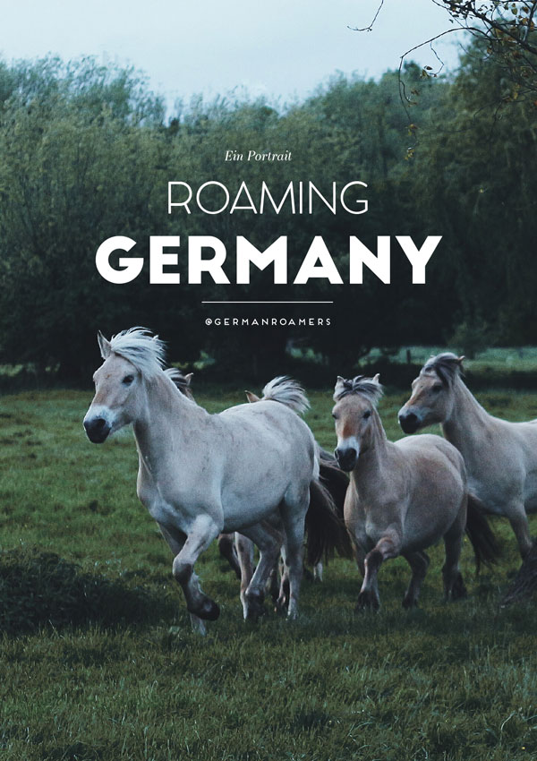Kopie von Copy of Roaming Germany