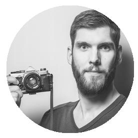 CHRISTIAN BIEMANN - Christian ist Landschafts- und Hochzeitsfotograf und in der Nähe von Linz in Oberösterreich zuhause. Seine Leidenschaft zur Fotografie hat er beim Reisen entdeckt. Seitdem nimmt er Dinge, die ihn umgeben, anders wahr. Zwei essentielle Bestandteile für seine gelungene fotografische Arbeit sind sowohl sein Blick für Szenen, die sich mit der Kamera einfangen lassen, als auch eine gute Menschenkenntnis. Mit Begeisterung geht er mit seiner Kamera auf Menschen zu und fängt Portraits, flüchtige Situationen und Erlebnisse ein. Mit seinen Aufnahmen möchte er Geschichten erzählen und den Betrachter einladen etwas länger bei den Bildern zu verweilen.www.biemann-photography.at