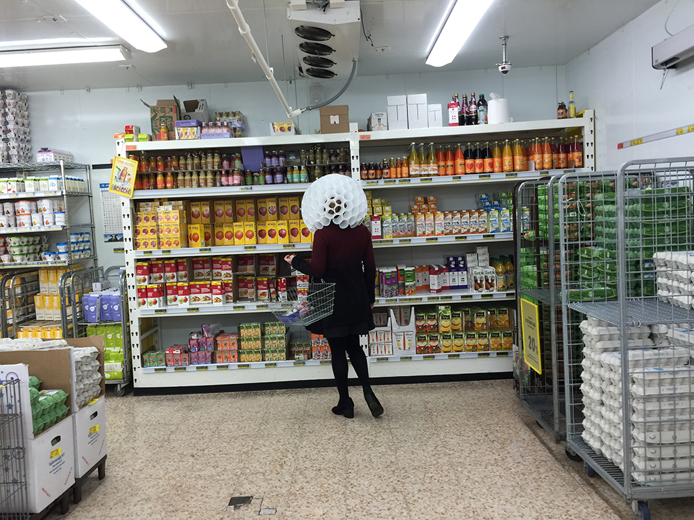 High Fashion Groceries