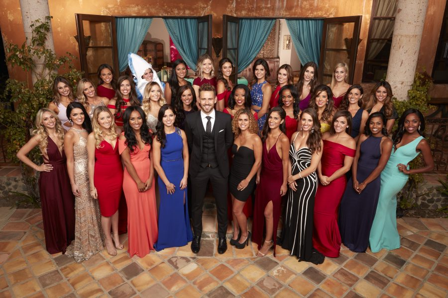 It takes about 13 seconds of looking at this photo from the first night to know the entire premise, season, and final result of this typical reality tv show. It also helps better explain the need I felt to dress up for the event.