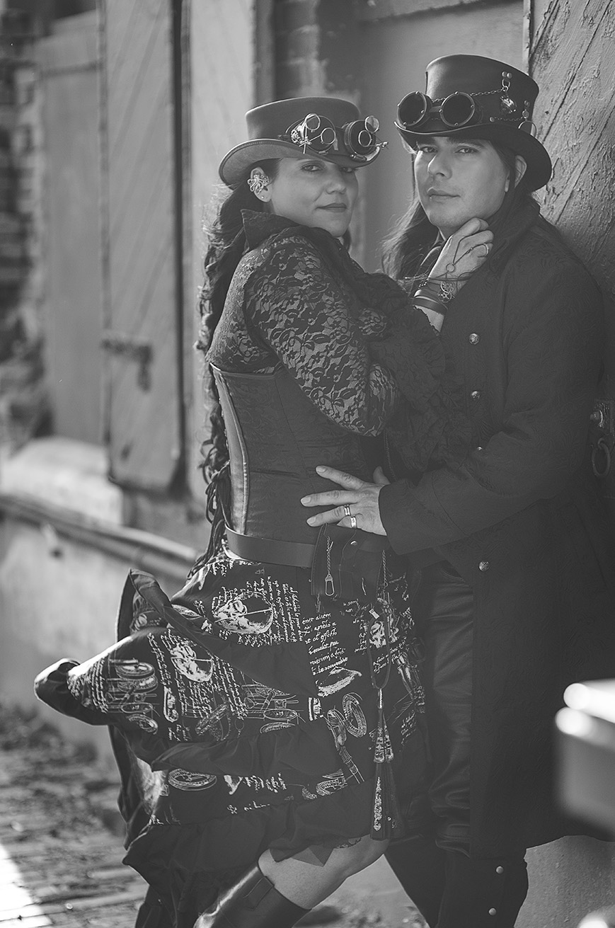 Galveston Strand Steampunk Engagement CJD_005.jpg