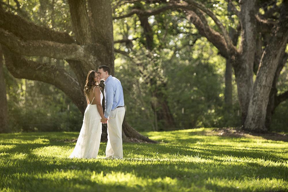 Angleton Magnolia Manor Engagement