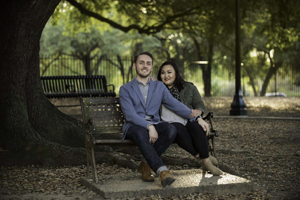 sam-houston-park-fall-engagement