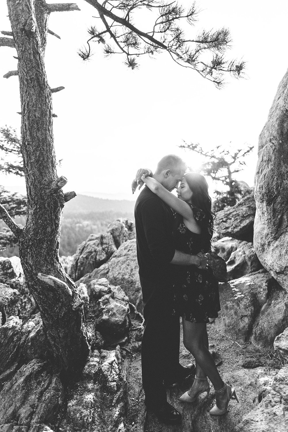 Boulder-colorado-lost-gulch-outlook-engagement-session