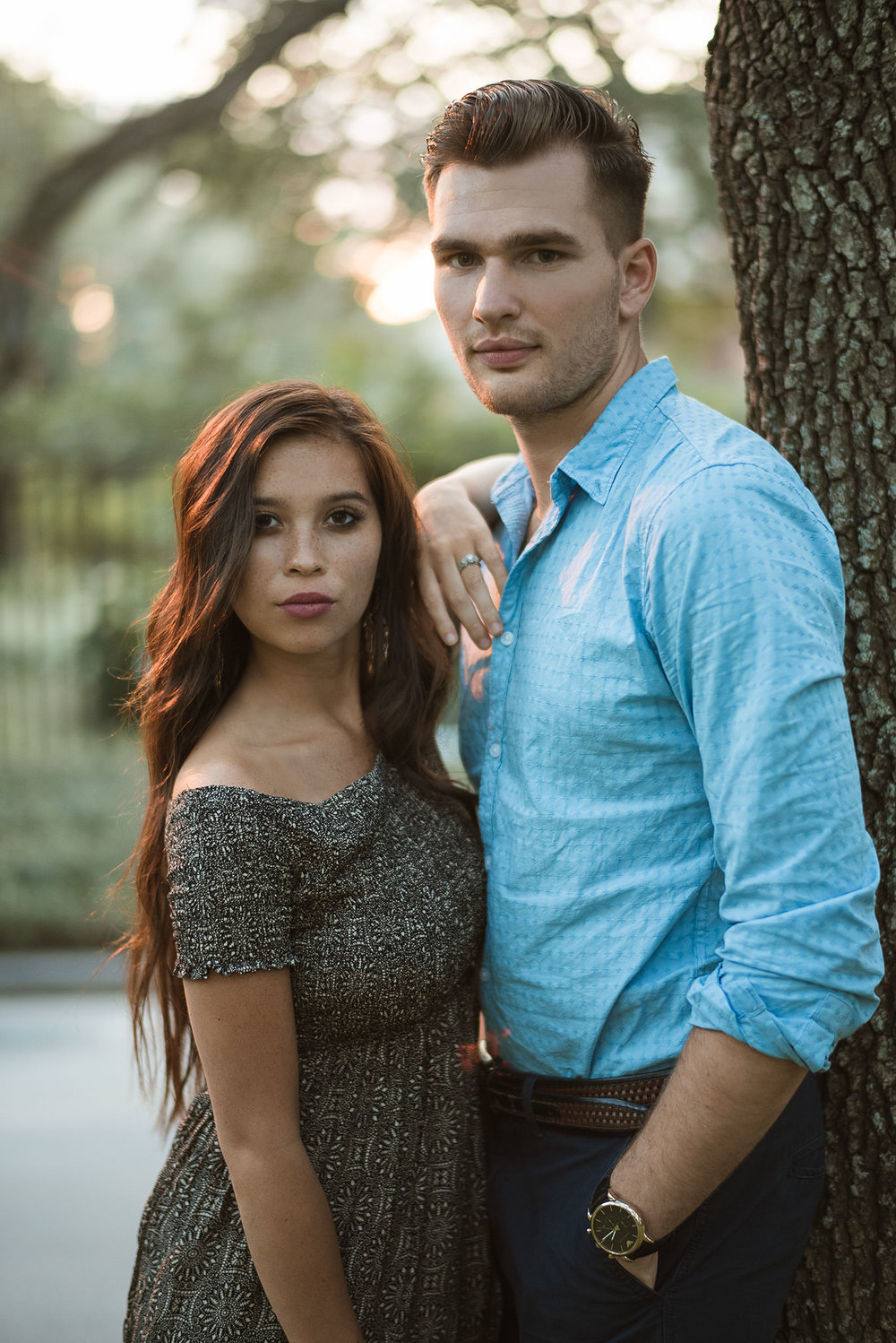 houston-austin-romantic-destination-outdoor-engagement-photo-session-hermann-park