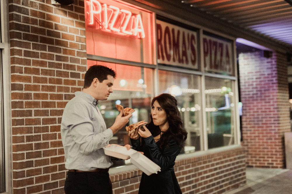 houston-engagement-pizza-main-street-photographer