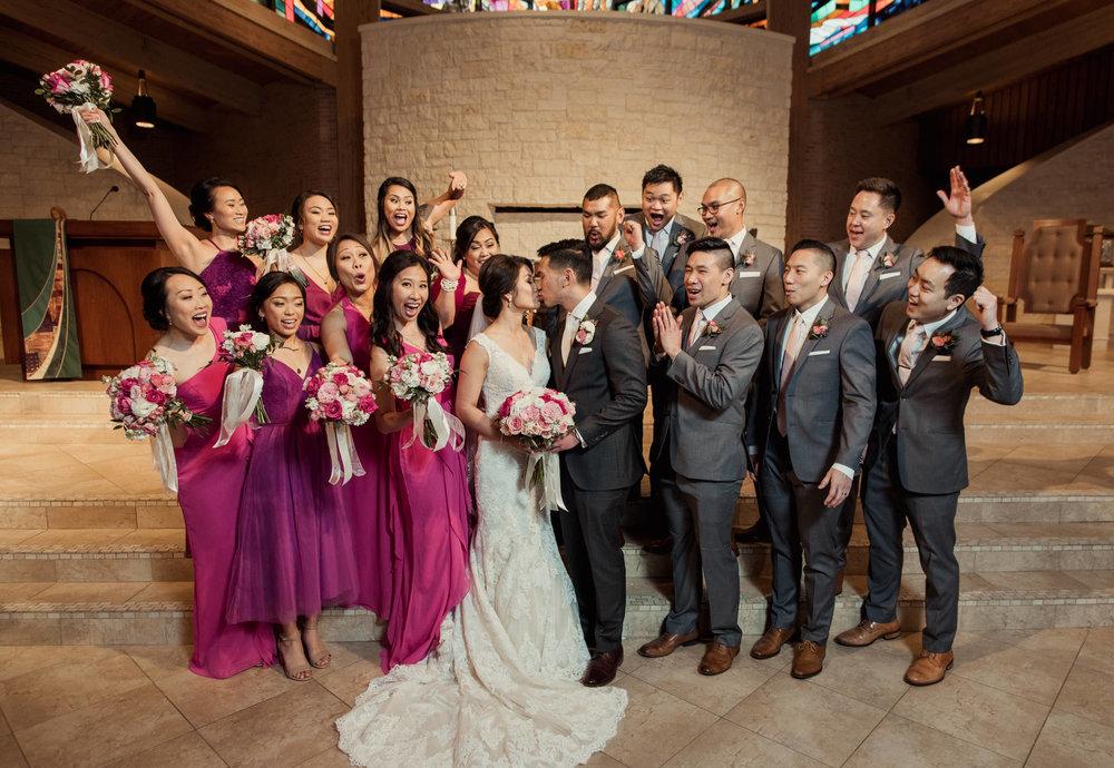 st-laurence-sugar-land-wedding-photographer-catholic-church