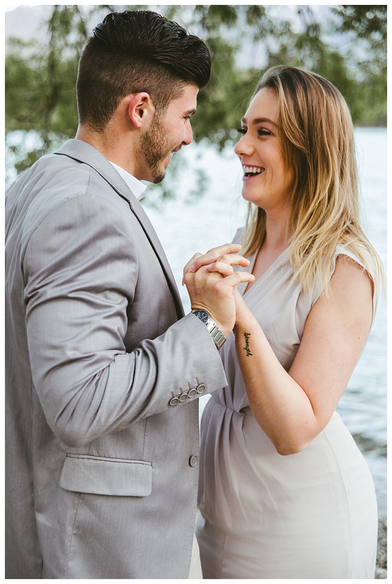 Queenstown Proposal Photographer | Kate Roberge Photography